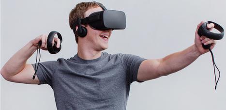 Réalité virtuelle : Facebook innove pour rafler un marché à 30 milliards | SMP conseil en communication | Scoop.it