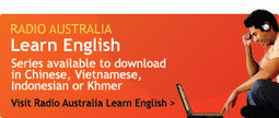 Australia Network - Learning English - Learning Programs | Online ESL resources | Scoop.it