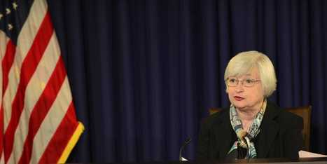 Stocks tumble after Yellen says 'six months'   Macro.Today   Scoop.it