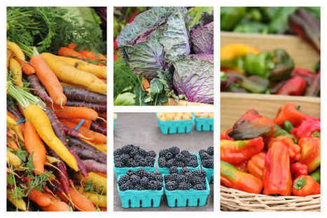 Shopping at the Farmers Market: Your Questions Answered | My Garden | Scoop.it