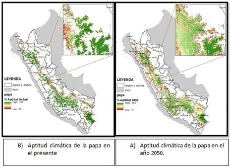 Reporte de avance: Vulnerabilidad al cambio climático en la región Andina de Colombia, Ecuador y Perú | DAPA | Produccion de Cultivos Andinos | Scoop.it