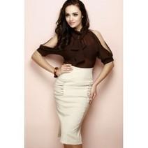Jupes tailles hautes - Mademoiselle Grenade | de l'amour, des couleurs et de la mode | Scoop.it