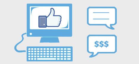 ¿ Cuánto cuesta anunciarse en Facebook ? - Clickam | Clickam - Marketing Online | Scoop.it