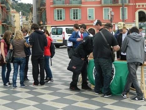 Nice contre INDECT : Manifestation du 20 octobre 2012 #Anonymous | TorrentNews.net | | Libertés Numériques | Scoop.it