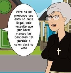 Los simulacros de votación...   Geisel Bautista_ Multimedios   Scoop.it