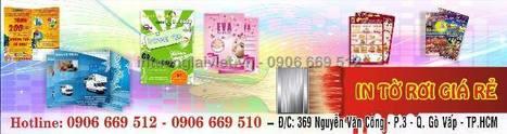 In tờ rơi đẹp giá rẻ tại TPHCM | In Tương Lai Việt | In ấn quảng cáo | Scoop.it