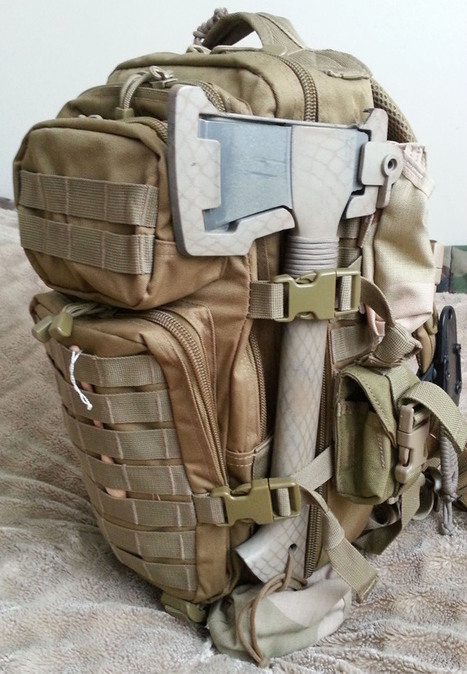 Tactical Packs - How To Fully Utilize Them? | post | Scoop.it