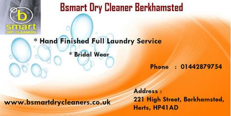 BSmart Dry Cleaners in Berkhamsted | B Smart Dry Cleaners | Scoop.it