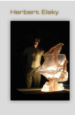 Sculpteur, peintre...HERBERT ELSKY, atelier à Saint-Yrieix-sous-Aixe   Actualités du tourisme, personnes ressources en Châtaigneraie Limousine ... et chez nos voisins   Scoop.it