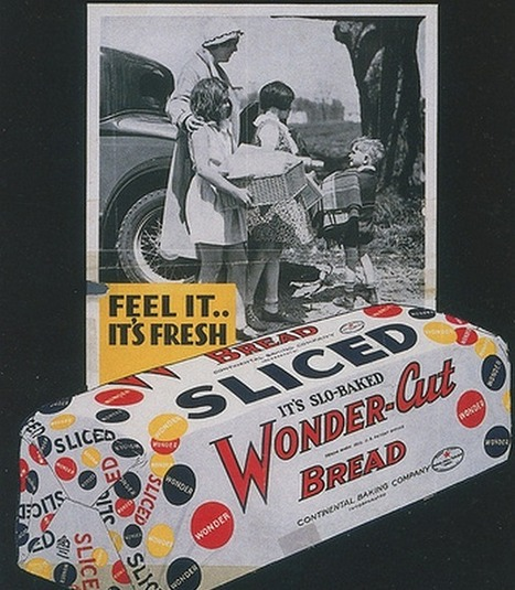 The Invention of Sliced Bread | enjoy yourself | Scoop.it