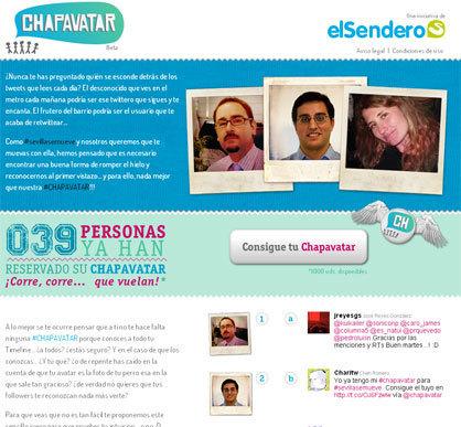 El Sendero participa en #SevillaSeMueve con su #Chapavatar   El Sendero - Innovación, Tecnología y Creatividad   #Sevillasemueve   Scoop.it