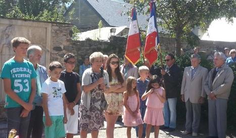 Vielle-Aure : une belle cérémonie  pour ouvrir les festivités | Vallée d'Aure - Pyrénées | Scoop.it