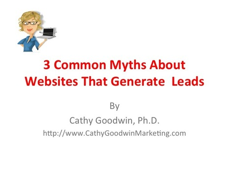 Lead Generation Websites: 3 Common Myths | Online Marketing for Service Businesses and Indie Professionals | Scoop.it