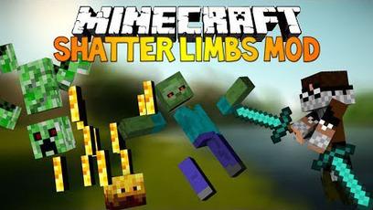 [1.8.1/1.8.2] Shatter Mod | Minecraft 1.8.1 | Scoop.it