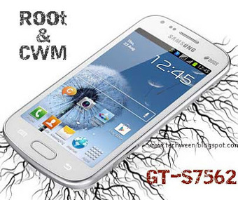 How to Root Galaxy S Duos GT-S7562 and Install Clockworkmod Recovery ~ TechWeen | samsung s7562 rooting | Scoop.it