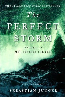 The Perfect Storm, by Sebastian Junger | Creative Nonfiction : best titles for teens | Scoop.it