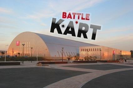 BattleKart: des belges créés Mario Kart... en vrai, dans un hangar! | internet | 2.0 | nouvelles technologies | Scoop.it