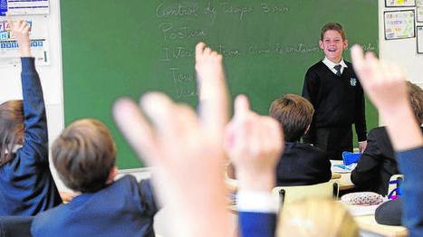 Los niños españoles suspenden al hablar en público | Gestión de Proyectos Educativos | Scoop.it