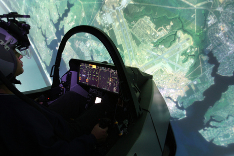 Navy Building Massive Virtual Air and Sea Combat Training Center | Simulation Ready Workforce | Scoop.it