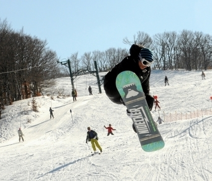 Les stations de ski de l'Aubrac sur la bonne pente | L'info tourisme en Aveyron | Scoop.it