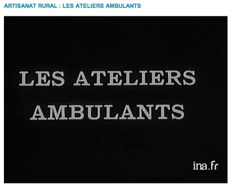1926, vieux fablab, les ateliers ambulants | ENSCI – FabLab | Fab-Lab | Scoop.it