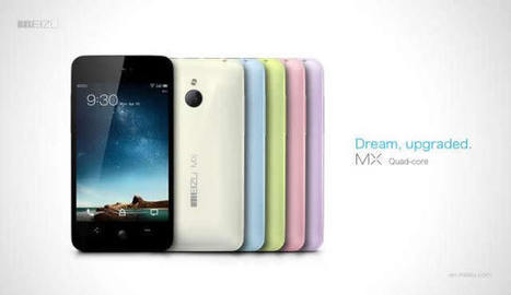 Meizu MX con 4 Nucleos, 2012, Noticias Moviles | Saber diario de el mundo | Scoop.it
