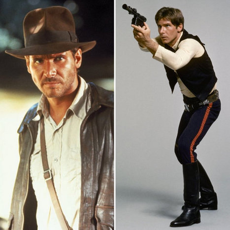 5 Little-Known Facts About Geek Hero Harrison Ford | Ultratress | Scoop.it