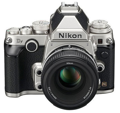 First pictures of the highly anticipated Nikon Df | Scoop Photography | Scoop.it
