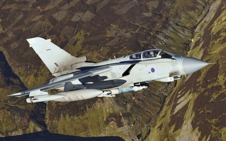 British fighter jets use 3D printed parts in successful test flight | 3Dprinting | Scoop.it
