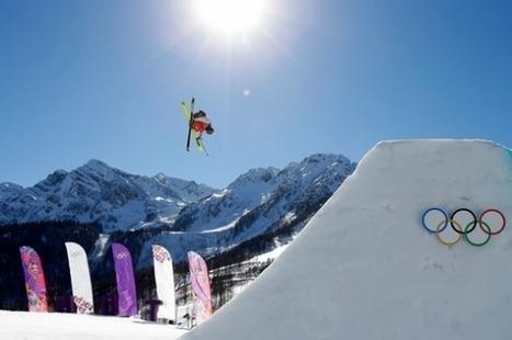 Podium 100% Ricain en ski slopestyle, Joss Christensen Champion Olympique | Le ski freestyle aux JO | Scoop.it