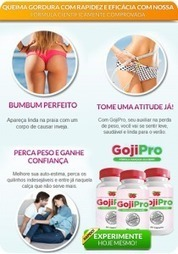 GojiPro Revisão – Emagrecer e Olhar Perfeito! | Best Solution to gain Ideal Weight! | Scoop.it