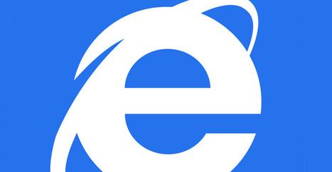 Internet Explorer pourrait changer de nom | Freewares | Scoop.it