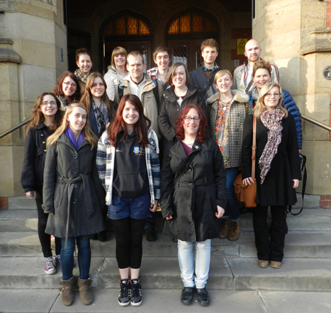 Students Translate Short Story for citybooks.eu   Arts and ...   Dutch Studies at the University of Sheffield   Scoop.it