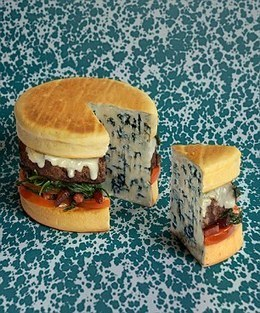 The world's most bizarre burgers revealed | Best Easy Recipes | Scoop.it