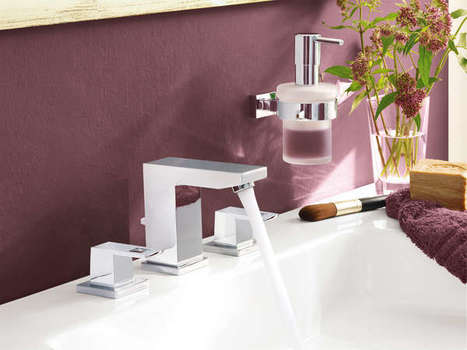 """GROHE Eurocube –""""For the Love of Square   Designer And Architect Alliances   Scoop.it"""