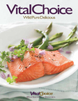Grilled Salmon with Blueberry-Horseradish Glaze - Vital Choice Wild Seafood & Organics | Men's health | Scoop.it