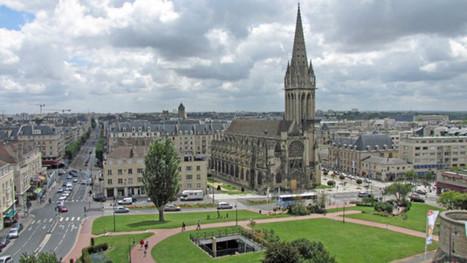 Caen VIDEO. « Les lieux les plus cools de Caen » en visite virtuelle à 360° | Virtuality | Scoop.it