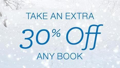 Amazon Cyber Monday: Get 30% off Extra on Any Book - I4U News | Black Friday | Scoop.it