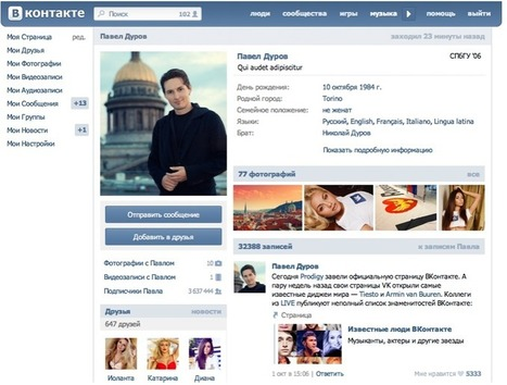 Facebook's emerging market tales: Brazil promising, Russia tough to crack - ZDNet | Social Networking Services | Scoop.it