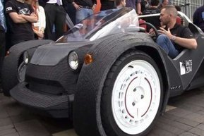 World's first 3D-printed car released in US | Educational Leadership and Extras | Scoop.it