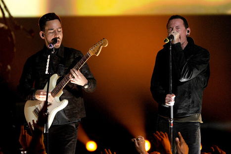 Hear Linkin Park and Steve Aoki's 'A Light That Never Comes' on Facebook | Linkin Park's New Remix Album | Scoop.it