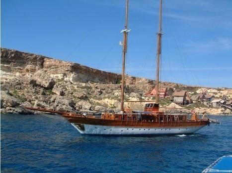 Turkish Gullet round MALTA Cruise | Great Malta | Scoop.it