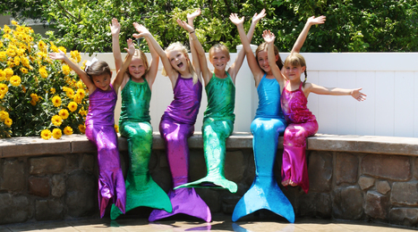 Swimmable Mermaid Tail | Chocolate cake recipe | Scoop.it
