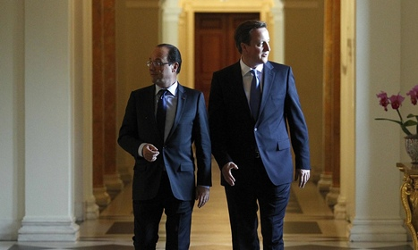 A French message to Britain: get out of Europe before you wreck it - The Guardian | UK European Referendum | Scoop.it