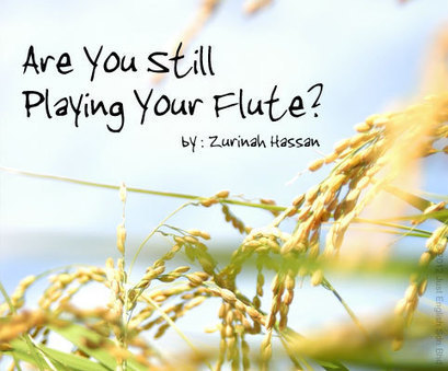 English Literature for Secondary Schools - Are you still playing your flute? | are you playing your flute? | Scoop.it