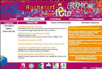 Rochefort Ville en fête - Rochefort fête la mise à flot de la coque de l Hermione | Bateaux et Histoire | Scoop.it