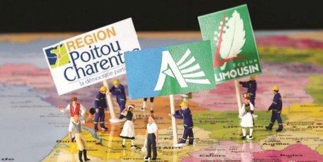 La nouvelle grande région s'appellera... Nouvelle Aquitaine | Agriculture en Dordogne | Scoop.it