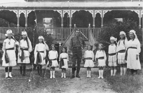 CHARTERS TOWERS JUNIOR RED CROSS GROUP, CA 1917 | Tech Lounge | Scoop.it