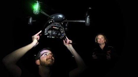 Canberra company licensed for flying drones | Oil Spill Watch | Scoop.it