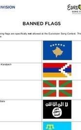 L'ikurriña au ban de l'Eurovision | BABinfo Pays Basque | Scoop.it